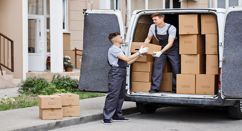 Man And Van Removals in Maidenhead Berkshire